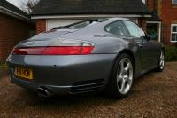2002 Porsche 996 C4S - Manual - Coupe - SOLD