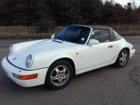 Carerra 4 Targa, 1990 for sale.