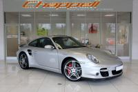 911 (997) 3.6 Turbo Coupe Manual  1 Owner 3,800mls