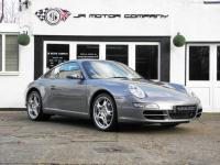 911 (997) Carrera 2 3.6 Manual in Seal Grey