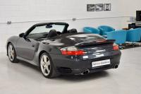 SOLD - 2005 996 Turbo S Cabriolet Manual