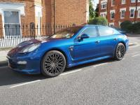 Beautiful Panamera. Petrol v6. Low miles & FSH