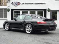 911 996 Turbo Manual Coupe in solid black only 46k