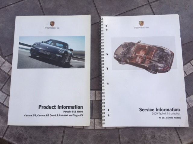 Porsche (Official) 997 Documentation.JPG