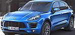 All New 2014 Porsche Macan Mid-Sized SUV