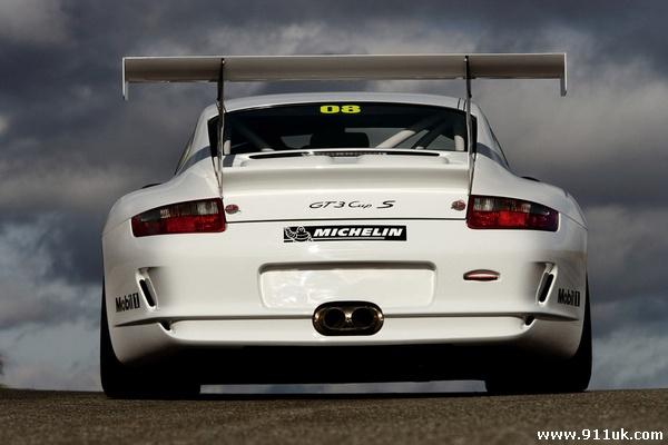 Porsche 911 GT3 Cup S Images