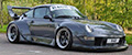 Rauh Welt 993 at Autosport International 2012