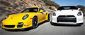 Head 2 Head: Nissan GT-R Black vs 997 911 Turbo S