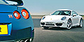 Tiff Needell - 991S (manual) vs. GT-R